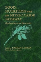 Food Nutrition and the Nitric Oxide Pathway